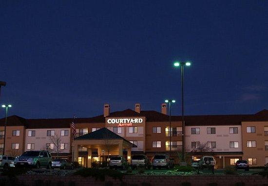 Courtyard Colorado Springs South: Entrance