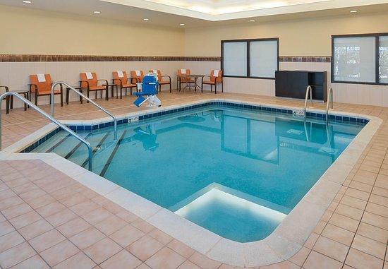Brown Deer, วิสคอนซิน: Indoor Pool