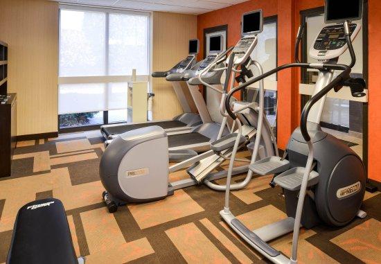 Brown Deer, Wisconsin: Fitness Center