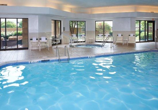Оверленд-Парк, Канзас: Indoor Pool & Whirlpool