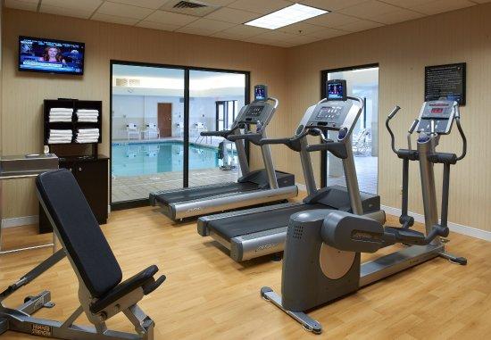 Оверленд-Парк, Канзас: Fitness Center