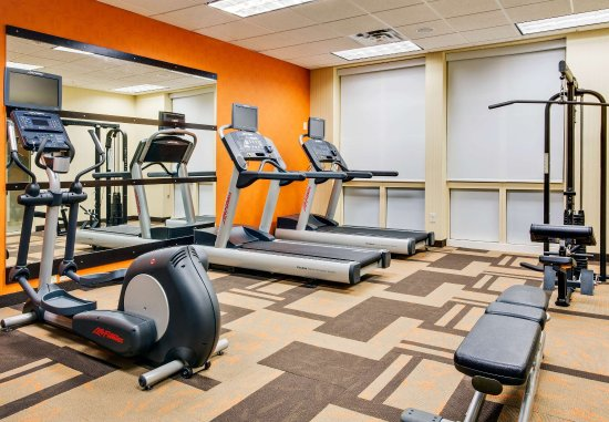 Courtyard Fort Lauderdale SW/Miramar: Fitness Center