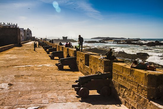Marrakech Desert Tour: essaouira city