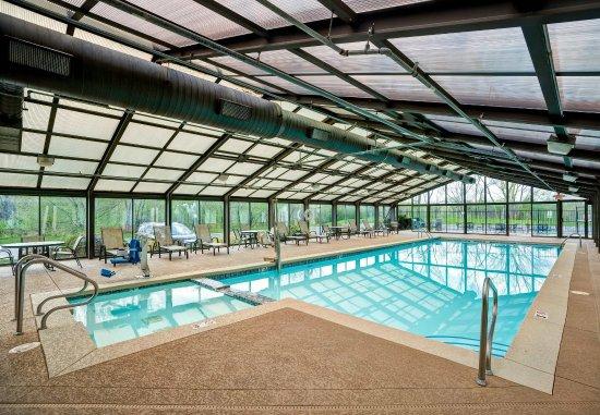 Elmhurst, IL: Indoor Pool