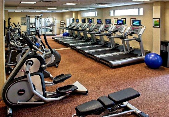 Basking Ridge, Νιού Τζέρσεϊ: Fitness Center