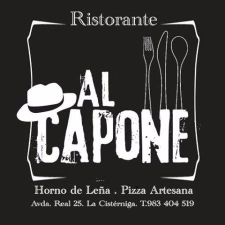 Al Capone Ristorante: Ristorante al capone. AV.REAL 25 La Cistérniga.