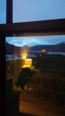 Dornie, UK: Taken from our room