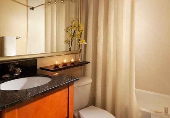 Courtyard Miami Downtown/Brickell Area: Guest Bathroom Part 79
