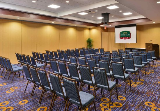Meridian, Αϊντάχο: Desoto Room - Theater Setup