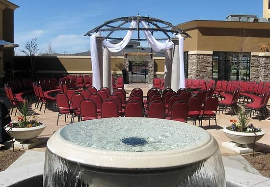Meridian, Αϊντάχο: Fountain