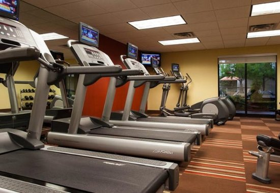 Irving, Teksas: Fitness Center