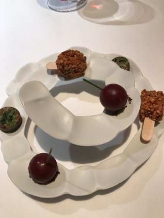 Photo of Italian Restaurant Osteria Francescana at Via Stella 22, Modena 41121, Italy