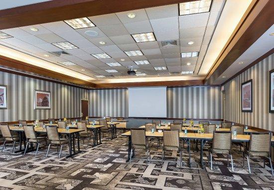 Courtyard Boston Woburn/Boston North : Meeting Room & Classroom Setup