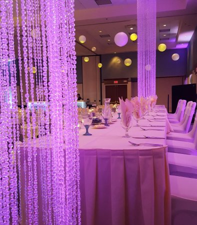 Moorhead, MN: Grand Ballroom - Crystal Columns