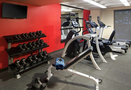 Courtyard Fort Lauderdale East: Fitness Center