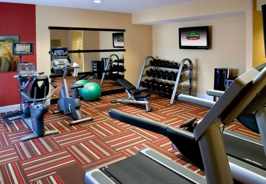 Lebanon, Nueva Jersey: Fitness Center