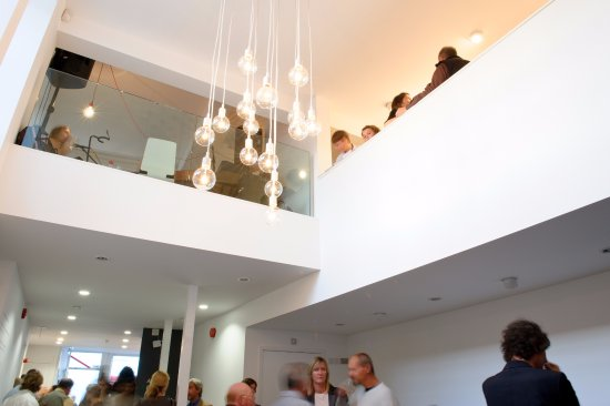 Plymouth Arts Centre: The Gallery/ Bar area