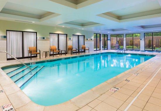 Lincoln, RI: Indoor Pool