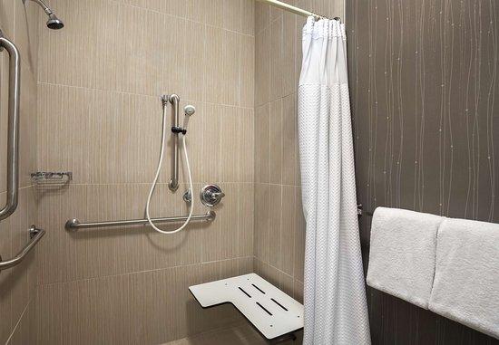 Champaign, IL: Accessible Bathroom