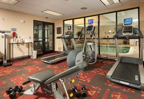 South Portland, ME: Fitness Center