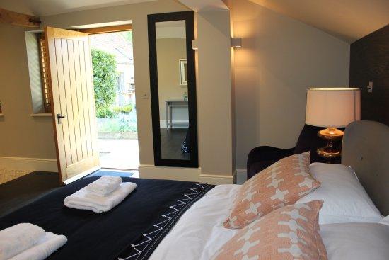 Chippenham, UK: Superking Double room en suite