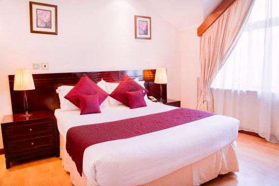 بوما إن نيروبي: Standard Room