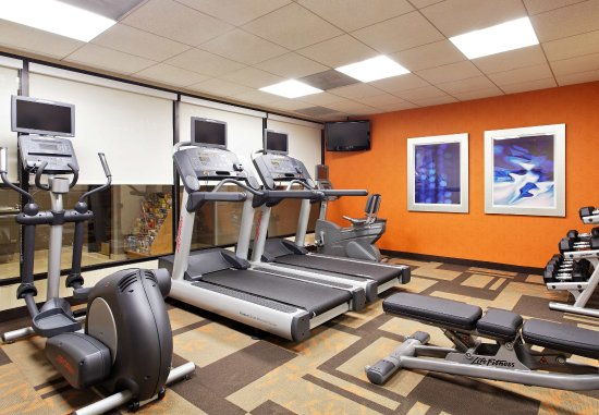 كورت يارد باي ماريوت جينسفيل: Fitness Center