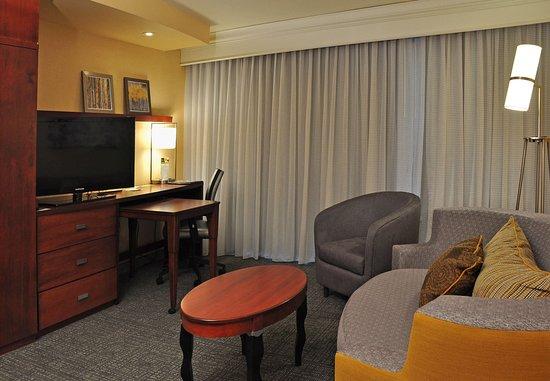 คิงส์ตัน, นิวยอร์ก: Suite Living Area