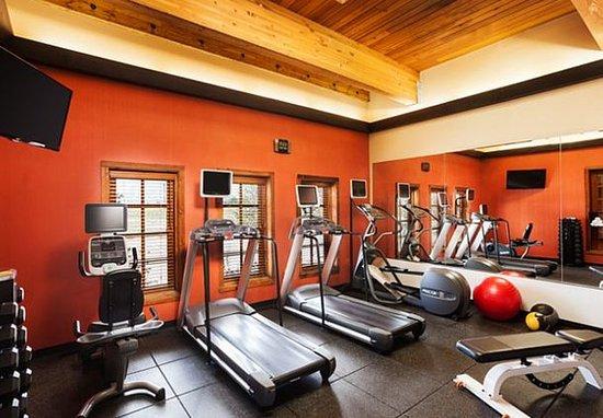 Courtyard Albuquerque: Fitness Center