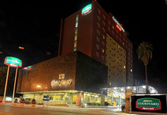 蒙特雷聖赫羅尼莫萬怡飯店