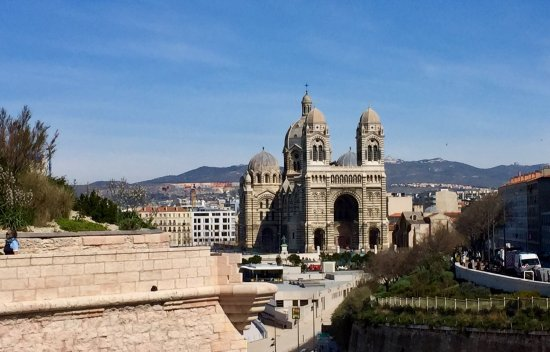 Photo of Tourist Attraction Cathedrale de la Major at Place De La Major, Marseille 13002, France