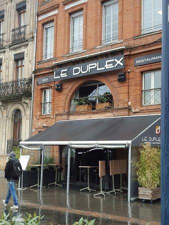 le duplex toulouse restaurant reviews phone number photos tripadvisor. Black Bedroom Furniture Sets. Home Design Ideas