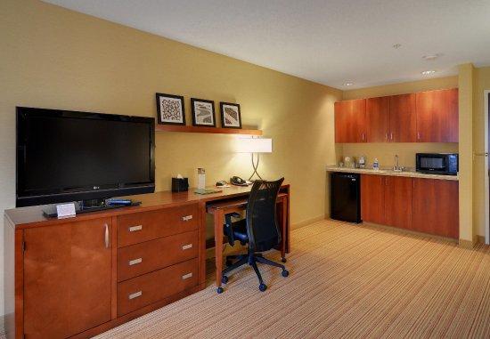 Springfield, OR: Suite Amenities