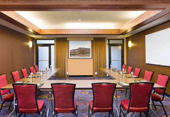 Courtyard Tempe Downtown: Meeting Room   U-Shape Set up