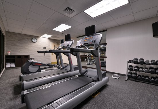 Matthews, Carolina del Norte: Fitness Center