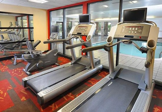Courtyard Oklahoma City Northwest: Fitness Center