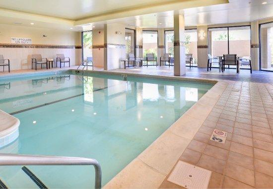 Courtyard Kokomo: Indoor Pool