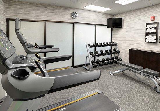 Courtyard Kokomo: Fitness Center