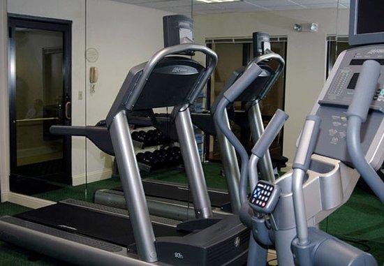 Round Rock, Τέξας: Fitness Center