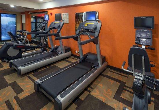 Courtyard Winston-Salem Hanes Mall: Fitness Center