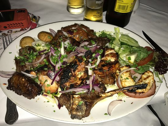 Alexander The Great: Mixed Grill