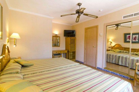Marbella Playa Hotel: Habitación doble