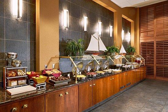 Bay City, MI: Breakfast Buffet
