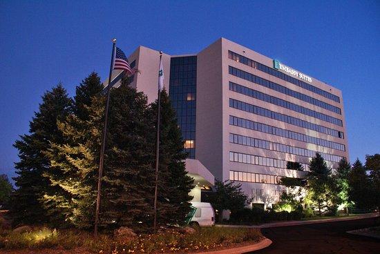 丹佛科技中心希爾頓合博套房酒店