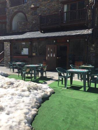 Canillo, Andorra: Restaurante Deu Sol