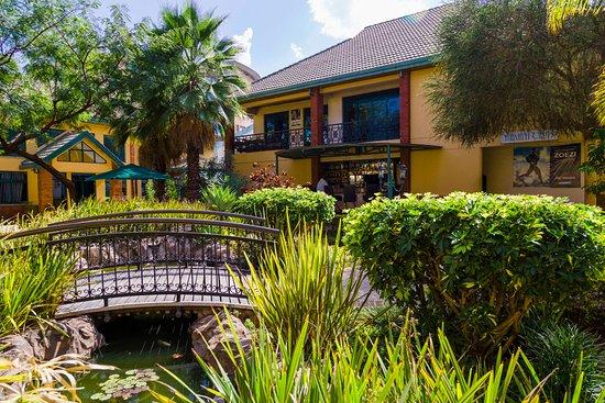 Boma Inn Nairobi: Afya Garden
