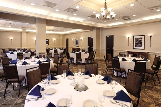 Embassy Suites by Hilton Portland Maine: Meeting Space