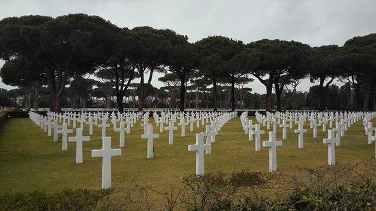 写真Sicily Rome American Cemetery and Memorial枚