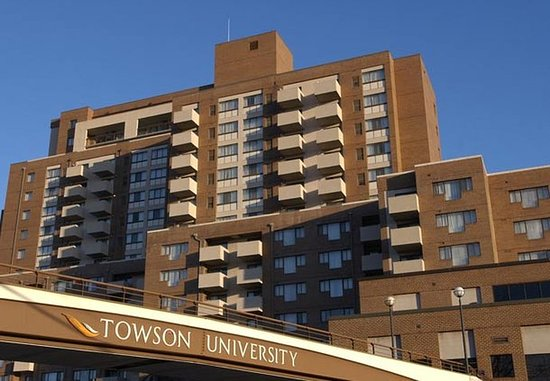 Towson University Marriott Conference Hotel: Exterior