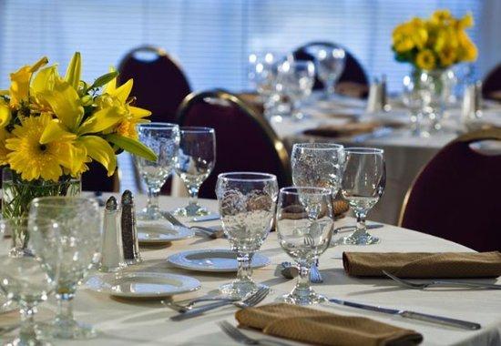 Towson, MD: Meeting Space   Banquet Setup